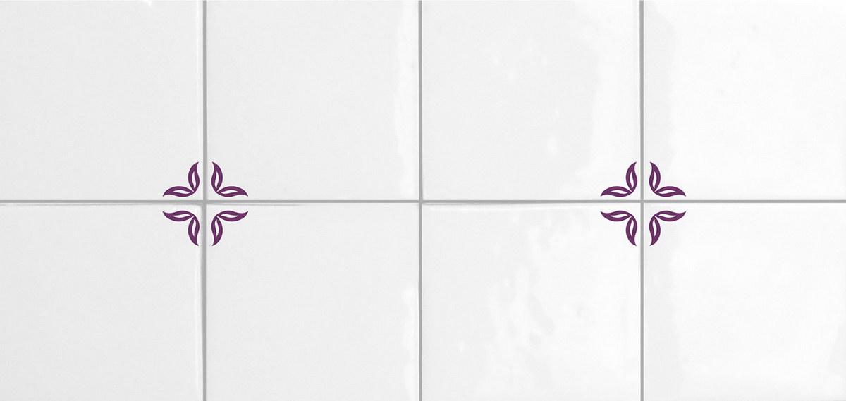 Gel floor tiles